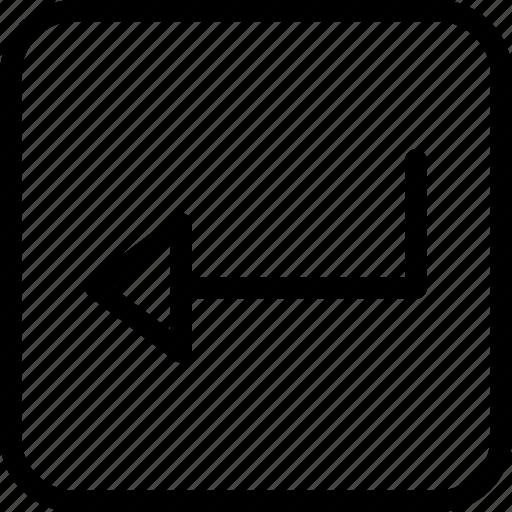 access, enter, keyboard, keys, login icon
