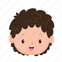 artboard, children, kids, school icon