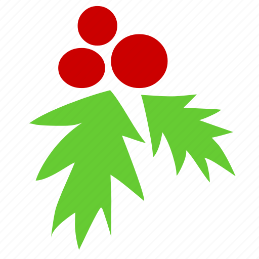 christmas, decoration, gift, holly, snow, winter, xmas icon