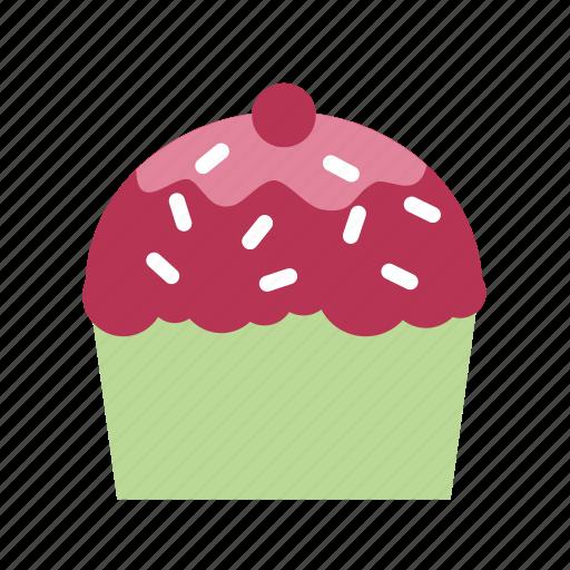 cake, muffin, pie, tart icon