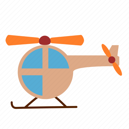 choper, copter, helicopter, helo icon