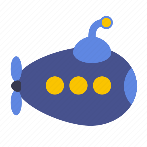 sub, submarine, underwater icon