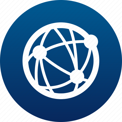earth, globe, internet, planet, sphere icon