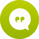 bubble, chat, comment, message, messaging, speech, talk, talking, text