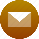 e-mail, envelope, letter, mail