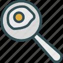drink, egg, food, fryingpan, grocery, kitchen, restaurant