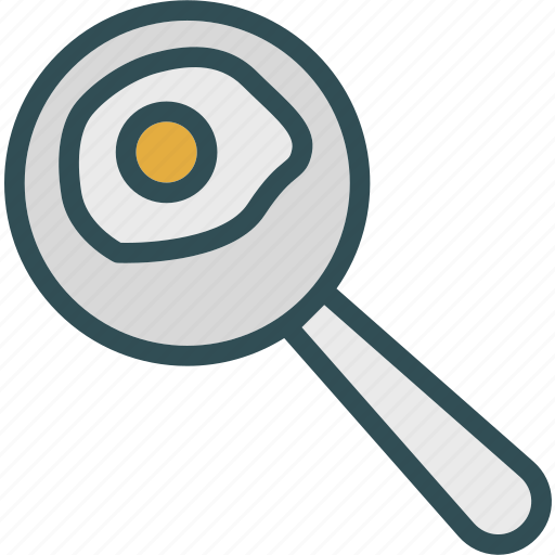 drink, egg, food, fryingpan, grocery, kitchen, restaurant icon