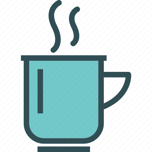 coffe, drink, food, grocery, hot, kitchen, restaurant icon