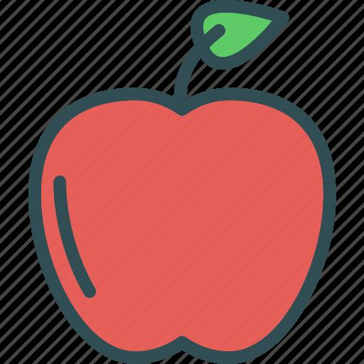 apple, drink, food, grocery, kitchen, restaurant icon