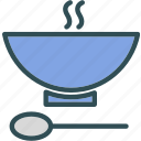 bowlsoup, drink, food, grocery, kitchen, restaurant icon