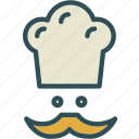chefavatar, drink, food, grocery, kitchen, restaurant icon