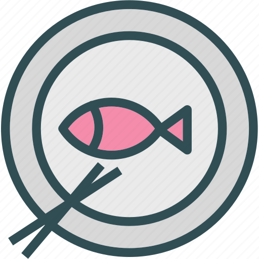 asian, dish, fish, food, grocery, kitchen, restaurant icon