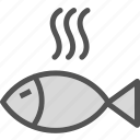 grocery, restaurant, food, fish, drink, cooked, kitchen icon