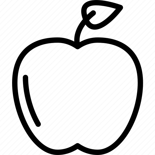 apple, drink, food, grocery, kitchen, restaurant icon