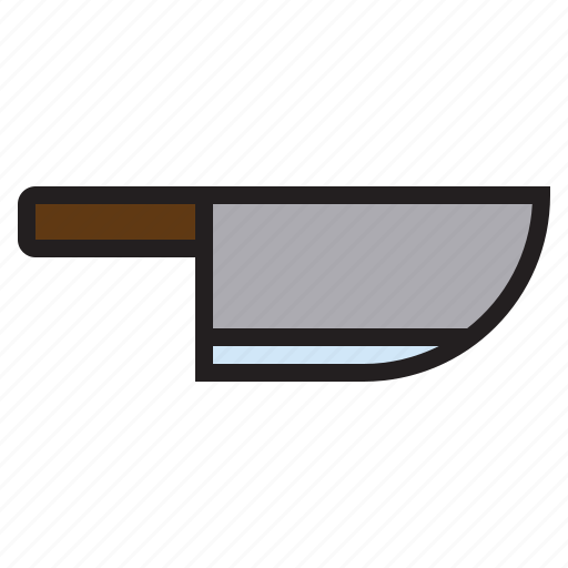 accessories, kitchen, knife, tools icon