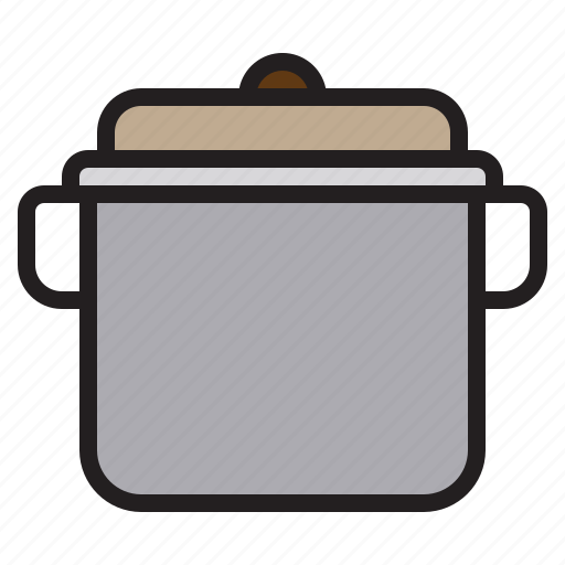 accessories, kitchen, pot, tools icon