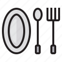 accessories, kitchen, spoon, tools icon