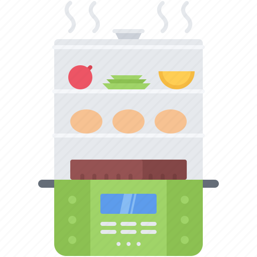 Chef, cook, cooking, kitchen, steamer icon - Download on Iconfinder