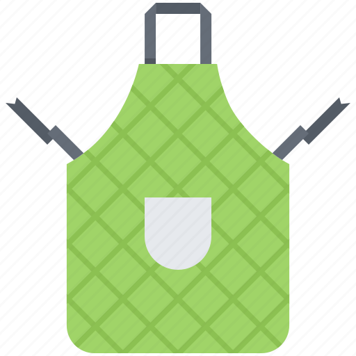 Apron, chef, cook, cooking, kitchen, pocket icon - Download on Iconfinder