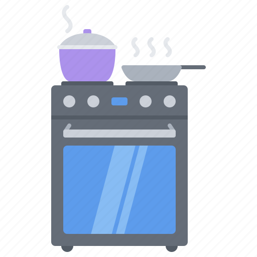 Chef, cook, cooking, kitchen, stove icon - Download on Iconfinder