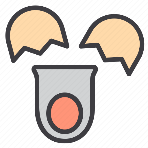 cooking, egg, food, home, kitchen icon