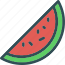 drink, food, grocery, kitchen, restaurant, watermellon icon