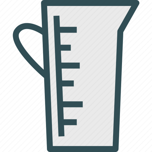 drink, food, grocery, kitchen, measuringcup, restaurant icon