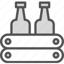 drink, food, grocery, kitchen, milkbottle, restaurant icon