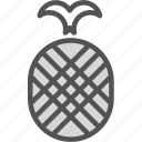 drink, food, grocery, kitchen, pineapple, restaurant icon
