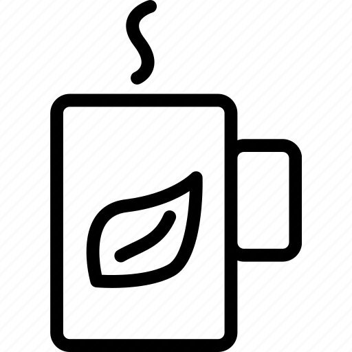drink, food, grocery, kitchen, restaurant, tea icon