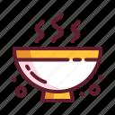 bowl, food, kitchen, meal, soup