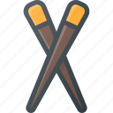 chinese, chop, chopstick, kitchen, stick icon