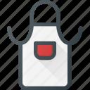 apron, coock, kitchen
