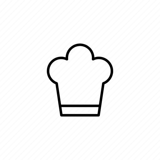 cooking, food, kitchen, line, outline icon