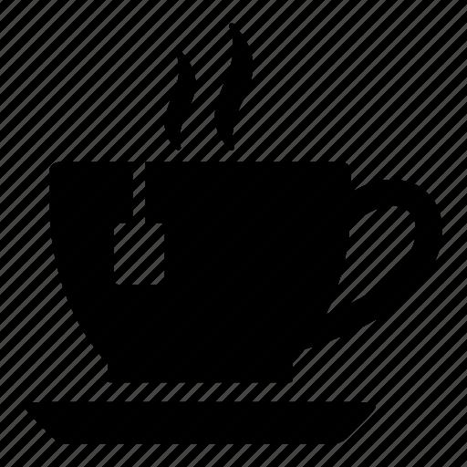 Coffee cup, cup, drink, food, mug, teacup icon - Download on Iconfinder