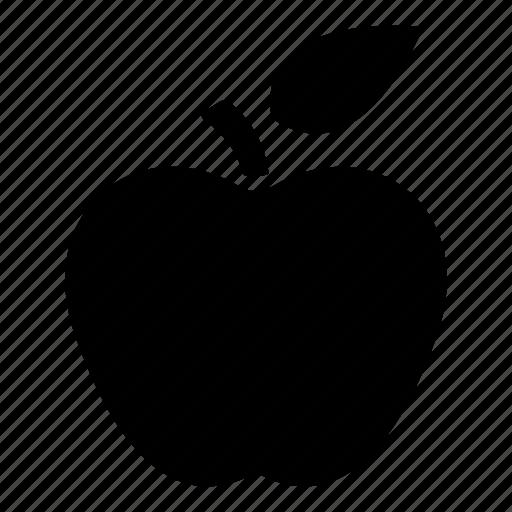 apple, eat, food, fruit, sweet, vegetable icon