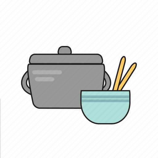 cooking, dinner, dish, dishes, food, kitchen, pan icon