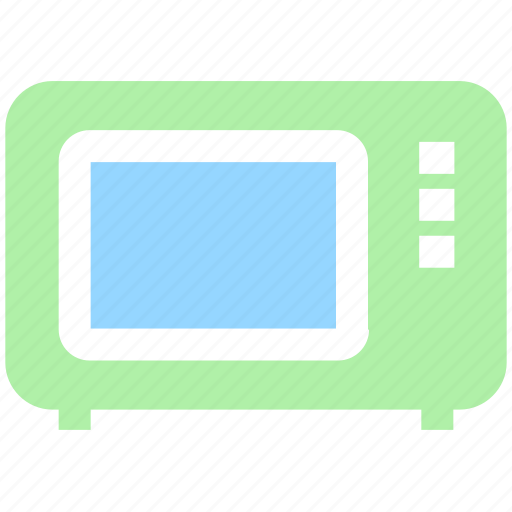 electronics, kitchen, microwave, microwave oven, oven, stove icon