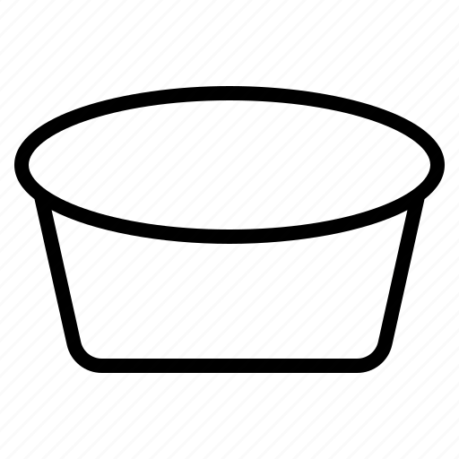 accessories, bowls, kitchen, tools icon