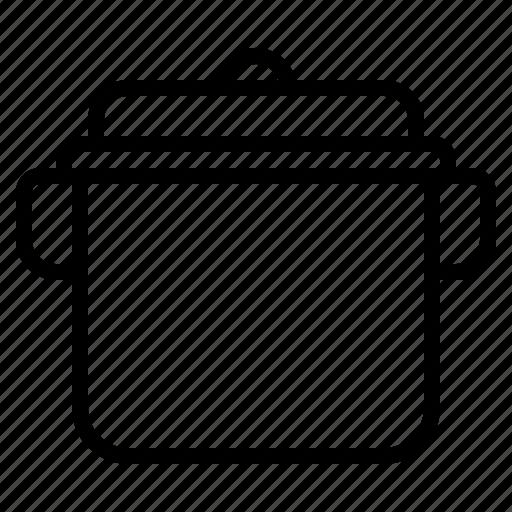 accessories, kitchen, pot, tools icon