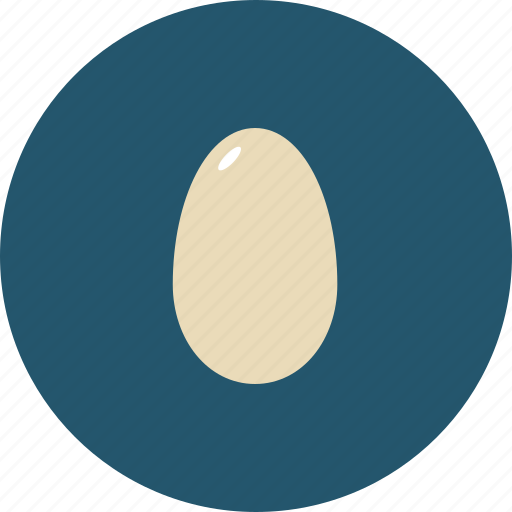 breakfast, chicken, egg, eggshell, food icon
