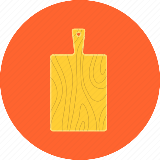 board, chopping, cooking, cutting, household, kitchenware, surface, utensil icon
