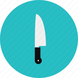 blade, cutlery, kitchen, kitchenware, knife, utensil icon