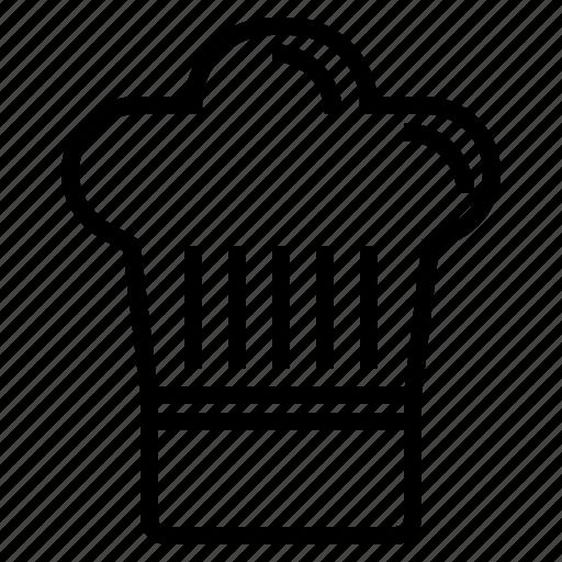 chef, chef hat, cooking, kitchen, restaurant icon