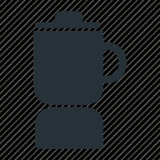 boiler, coffee, espresso, maker, pot icon