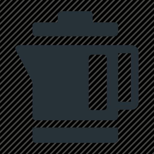 boiler, pot, tea, water icon