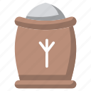 agriculture, bread, cereal, corn, crop, grain, seed icon