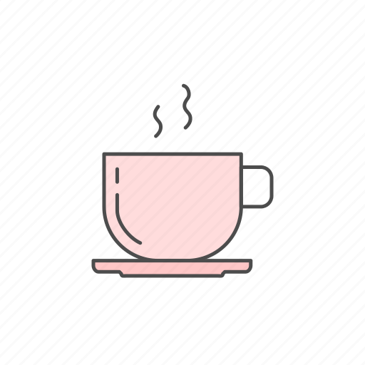 coffee, cup, glass, hot, morning, tea icon