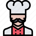 cafe, cook, fast food, food, kitchen, restaurant icon