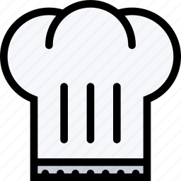 cafe, cap, cook, fast food, food, kitchen, restaurant icon